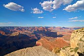 Wonder of nature - the Grand Canyon in the west of the USA