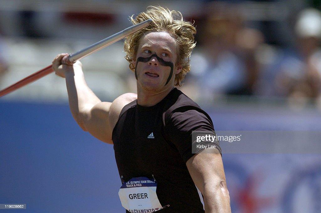 2004 U.S. Olympic Track & Field Trials - July 17, 2004