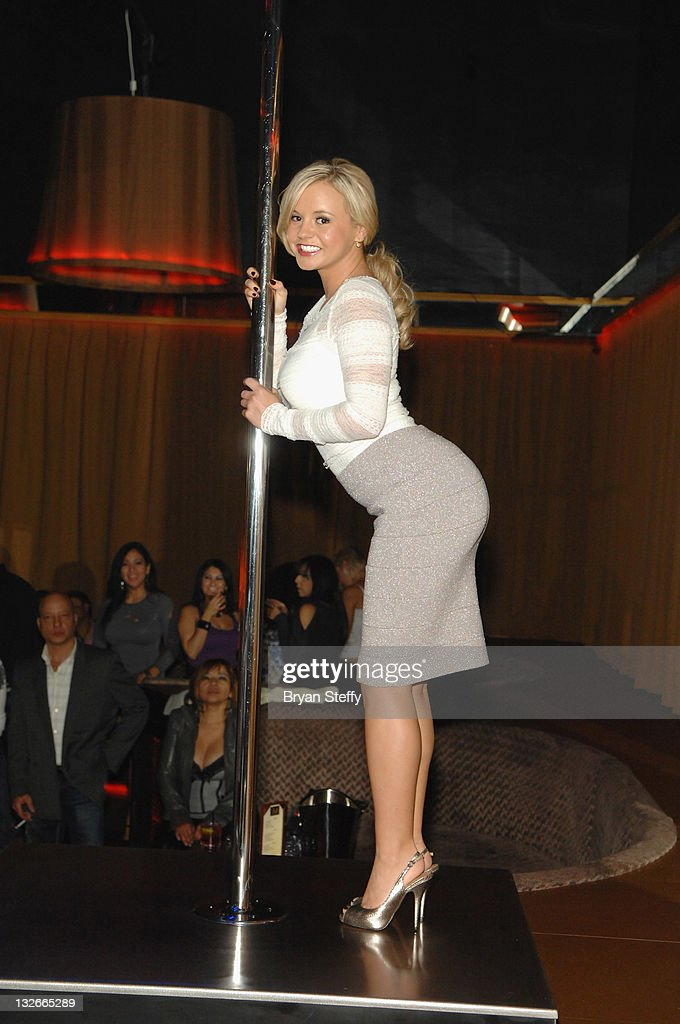 Bree olson at posh boutique nightclub in las vegas getty for Pool show las vegas november