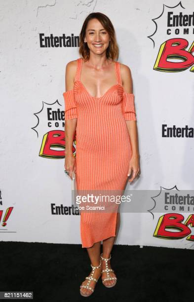 Bree Turner at Entertainment Weekly's annual ComicCon party in celebration of ComicCon 2017 at Float at Hard Rock Hotel San Diego on July 22 2017 in...