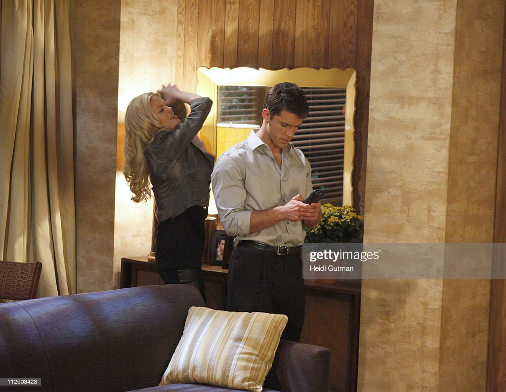 LIVE - Bree Williamson (Jessica) and David Gregory (Ford) in a scene that begins airing the week of May 2, 2011 on ABC Daytime's 'One Life to Live.' 'One Life to Live' airs Monday-Friday (2:00 p.m. - 3:00 p.m., ET) on the ABC Television Network. OLTL11(Photo by Heidi Gutman/ABC via Getty Images)BREE