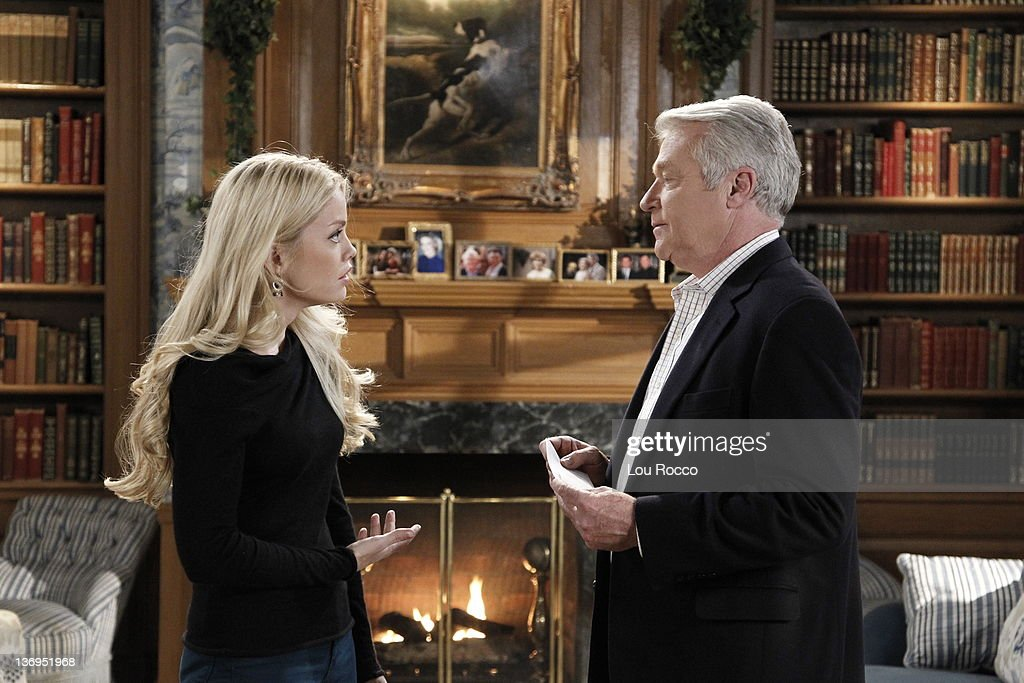 LIVE - Bree Williamson (Jessica) and Jerry verDorn (Clint) in a scene that airs the week of January 9, 2012 on ABC Daytime's 'One Life to Live.' 'One Life to Live' airs Monday-Friday (2:00 p.m. - 3:00 p.m., ET) on the ABC Television Network. BREE