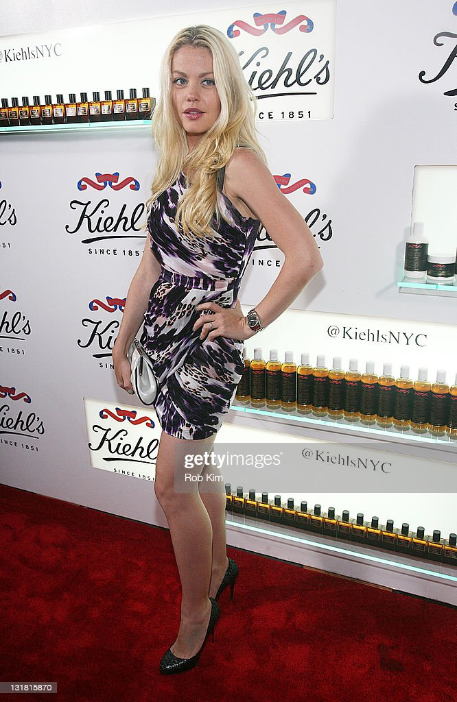 Bree Williamson attends Kiehl's 160th anniversary celebration at Kiehl's Flagship Store on May 18, 2011 in New York City.