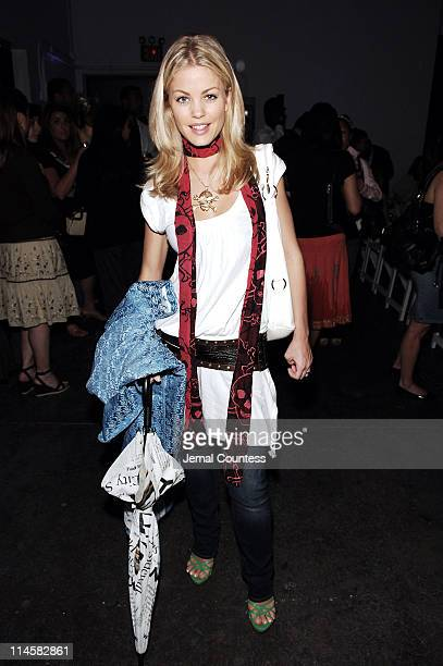 Bree Williamson during Teen People Present 'Best of Fall 2006' at Industria in New York City New York United States