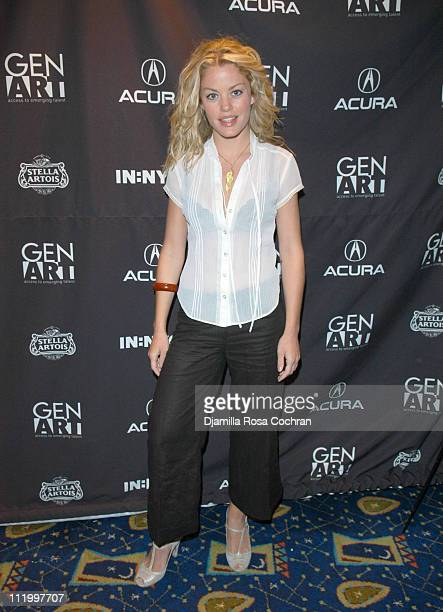 Bree Williamson during The Tenth Annual Gen Art Film Festival Host the Premiere of 'Southern Belles' at Clearview Chelsea West Theater in New York...