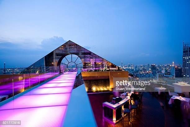 Breeze Restaurant in Bangkok