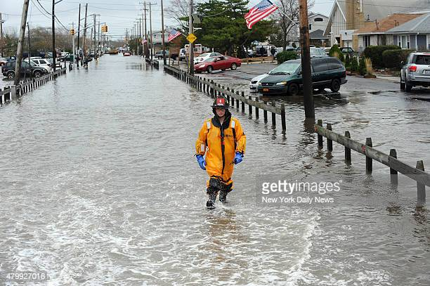 Breezy Point suffered severe damage by Hurricane SandyTuesday October 30 2012 Queens NY