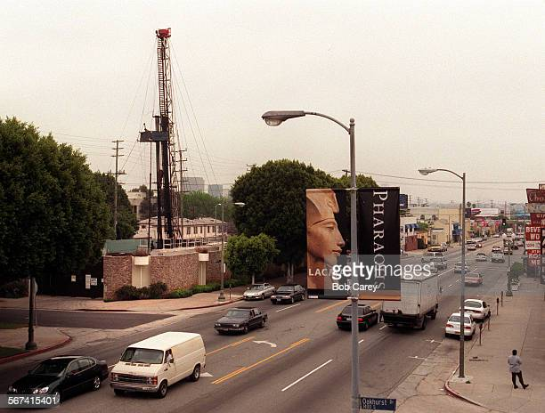 Breitburn Energy a small oil drilling firm that operates in a non–descript drilling site on busy 9101 West Pico Boulevard hopes to upgrade and expand...