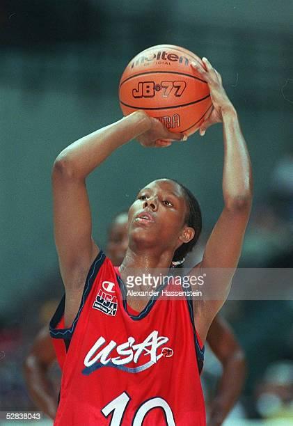 WM 1998 USA Bremen Chamique HOLDSCLAW