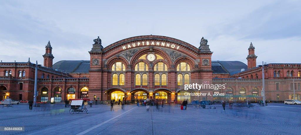 Bremen Railroad Station