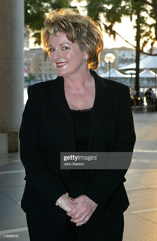 """Brenda Blethyn Attends Preview of """"On A Clear Day"""" at Dendy Opera Quays in"""