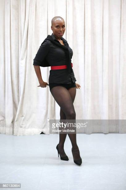 Brenda Braxton during the rehearsal for 'And The World Goes 'Round' The Abingdon Theatre Company's 25th Anniversary Gala at the Pearl Studios on...