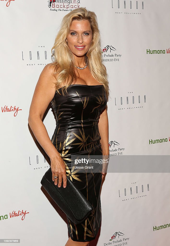 Brenda Epperson attends The 4th Annual Unbridled Eve Derby Prelude Party at The London West Hollywood on January 10, 2013 in West Hollywood, California.