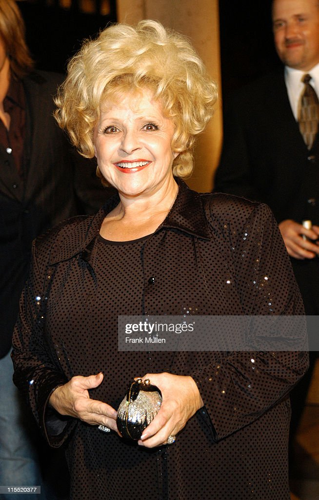 Brenda Lee during 2003 BMI Country Music Awards at BMI Nashville in Nashville, Tennessee, United States.