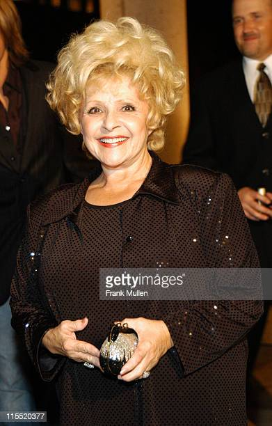 Brenda Lee during 2003 BMI Country Music Awards at BMI Nashville in Nashville Tennessee United States