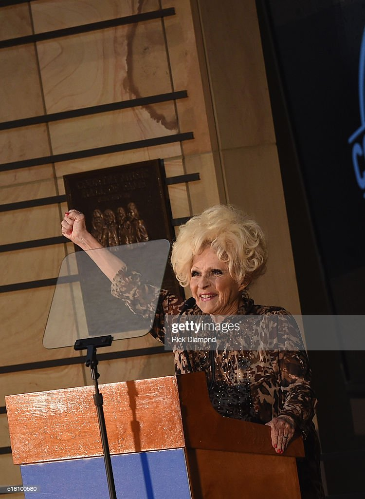 CMA Presents The 2016 Country Music Hall Of Fame Inductees Announcement