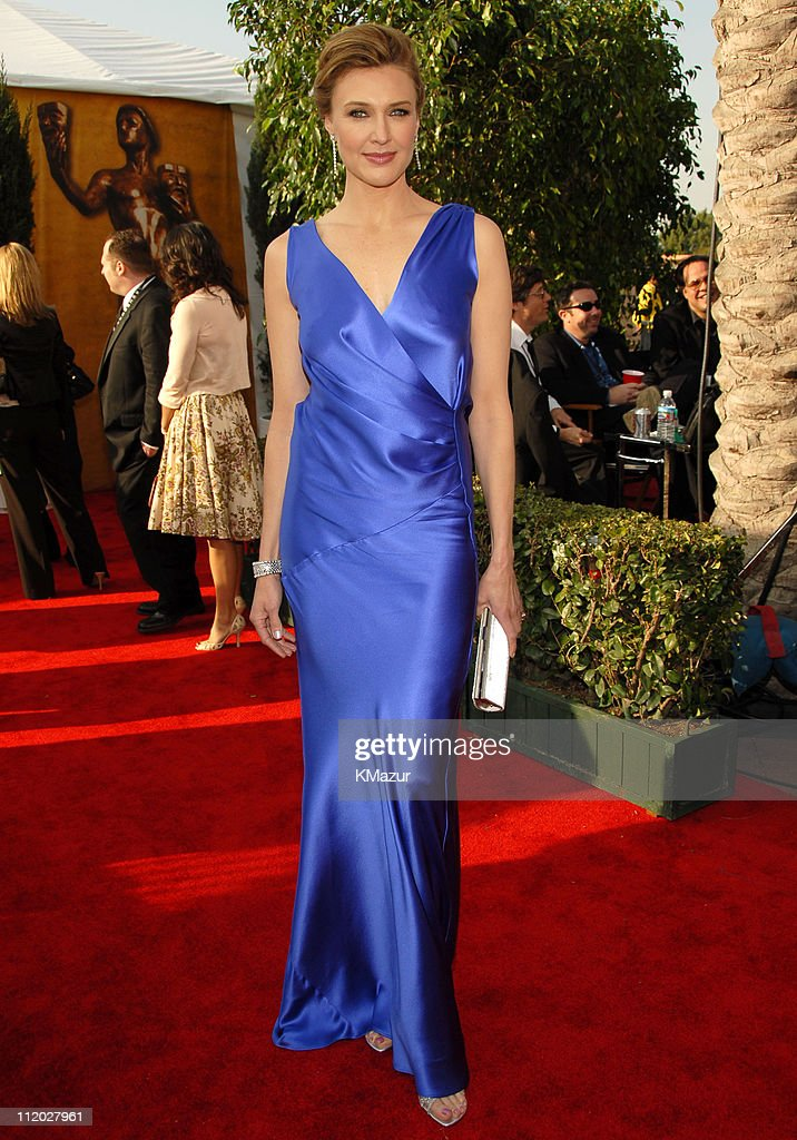 Brenda Strong 10618_km0053JPG during TNT Broadcasts 12th Annual Screen Actors Guild Awards Red Carpet at Shrine Expo Hall in Los Angeles California...