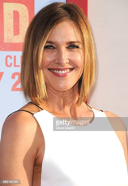 Brenda Strong arrives at the 'Blended' Los Angeles Premiere at TCL Chinese Theatre on May 21 2014 in Hollywood California
