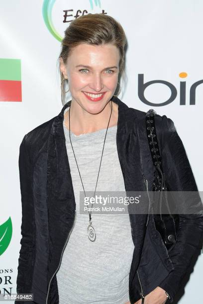 Brenda Strong attends James Cameron and AVATAR Cast Celebrate Earth Day in Los Angeles at JW Marriot on April 22 2010 in Los Angeles California