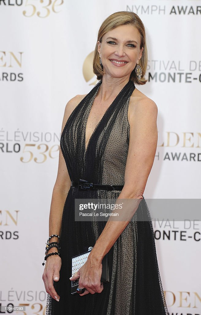 Brenda Strong attends the closing ceremony of the 53rd Monte Carlo TV Festival on June 13, 2013 in Monte-Carlo, Monaco.