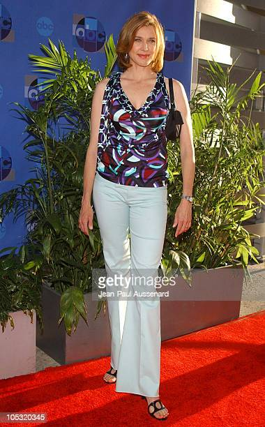Brenda Strong during 2004 ABC All Star Summer Party at C2 Cafe in Century City California United States
