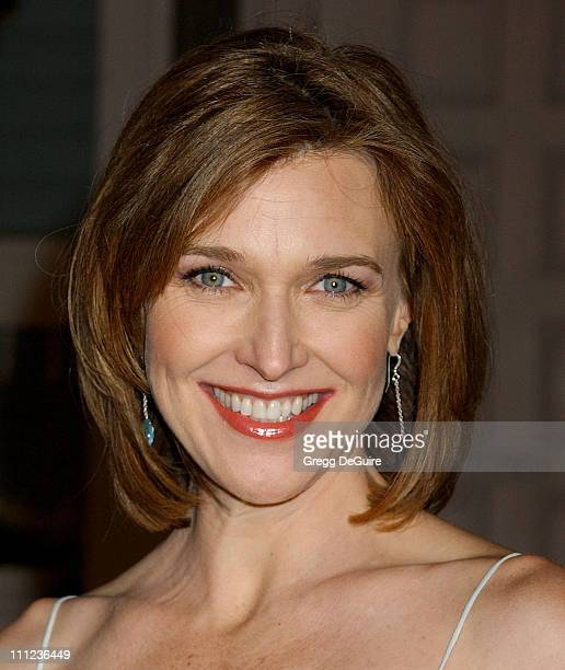 Brenda Strong during 2005 ABC Winter Press Tour Party Arrivals at Universal Studios in Universal City California United States