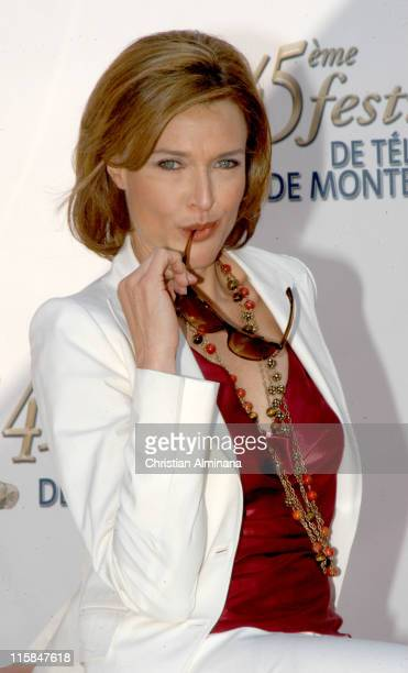 Brenda Strong during 45th Monte Carlo Television Festival 'Desperate Housewives' Photocall at Grimaldi Forum in Monte Carlo Monaco