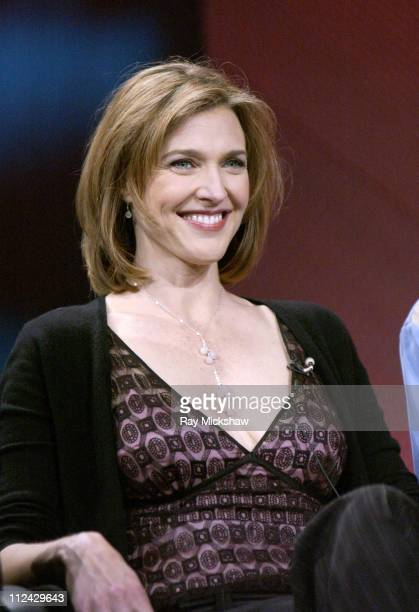 Brenda Strong during ABC 2005 Winter Press Tour 'Desperate Housewives' at Universal Hilton in Universal City California United States