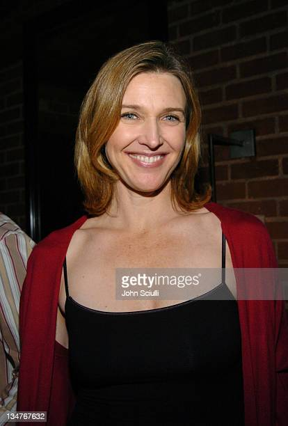 Brenda Strong during Cure Autism Now Celebrates Third Annual 'Acts of Love' After Party at Lucques Restaurant in Los Angeles California United States