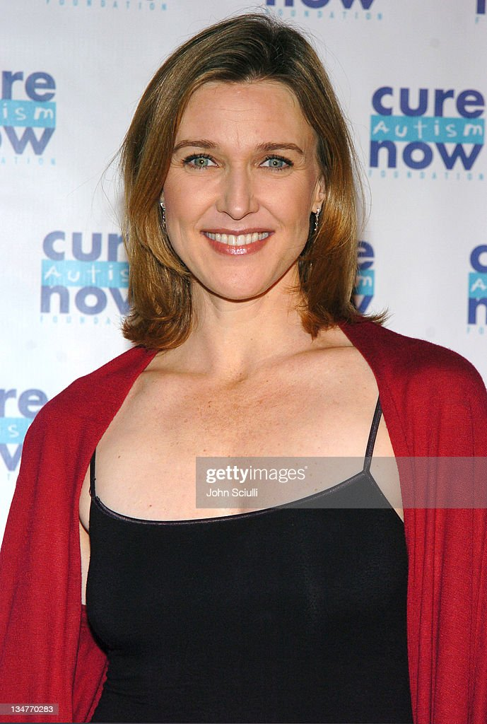 Brenda Strong during Cure Autism Now Celebrates Third Annual 'Acts of Love' Arrivals at Coronet Theatre in Los Angeles California United States