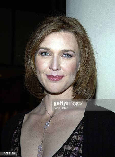 Brenda Strong during TCA ABC Arrivals at Universal City Hilton in Universal City California United States
