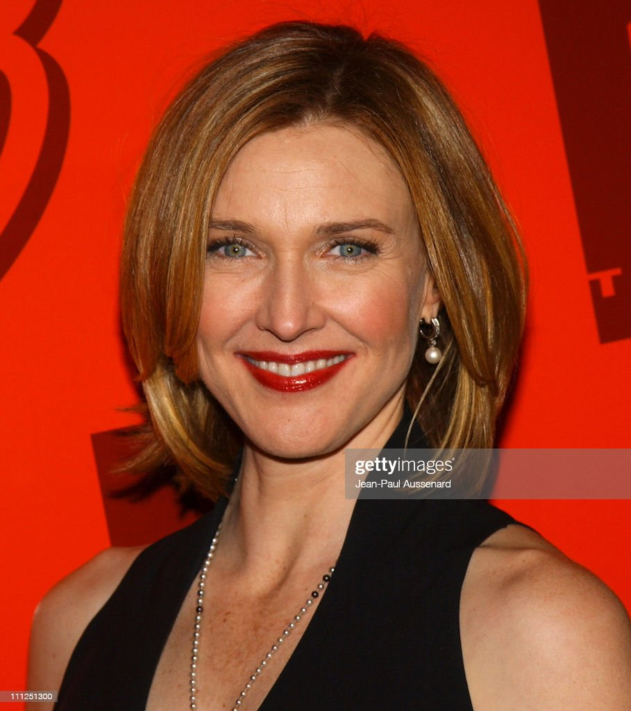 Brenda Strong during The WB Network's 2004 All Star Party at Hollywood Highland in Hollywood California United States