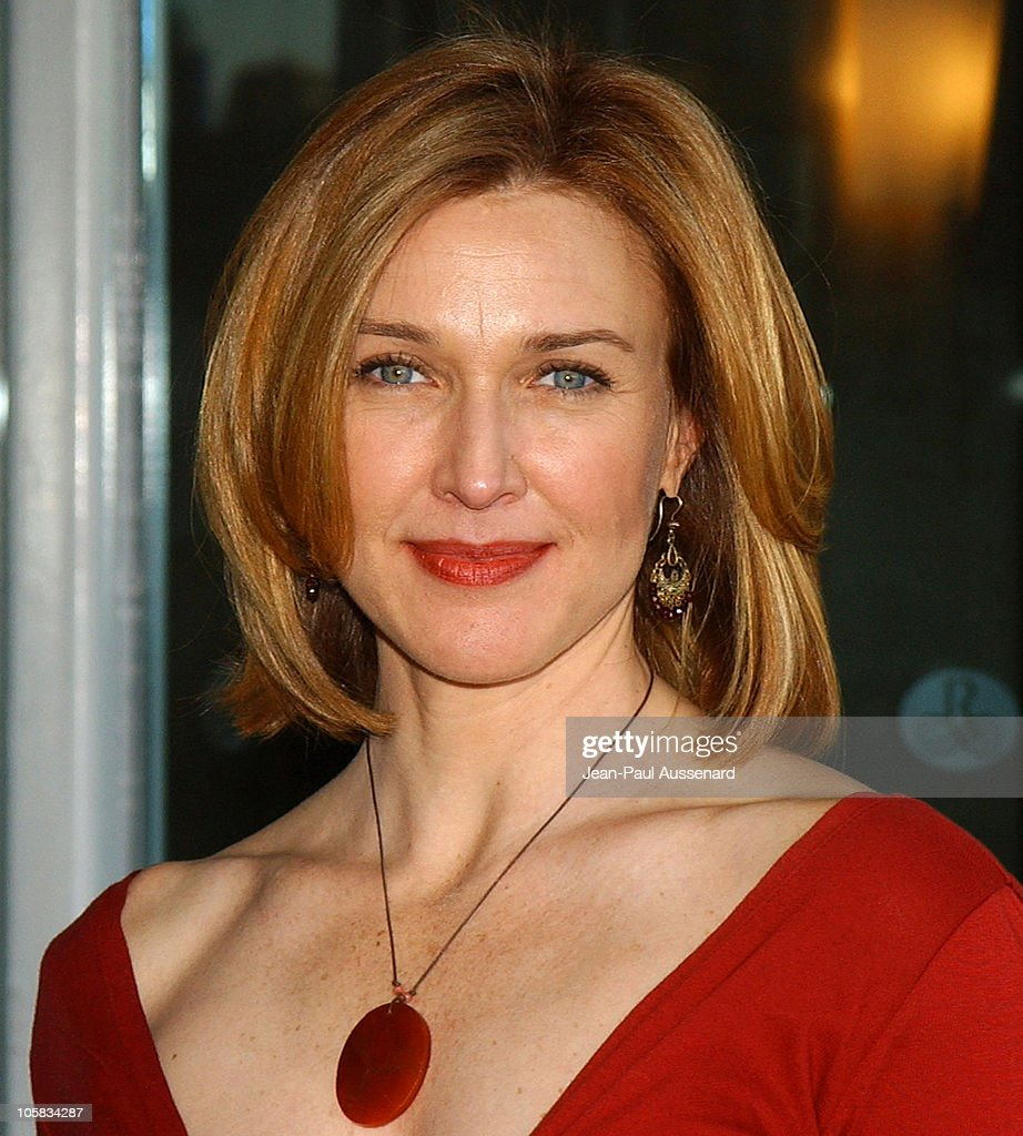 Brenda Strong during The WB Networks 2004 TCA Arrivals at Renaissance Hotel in Hollywood California United States