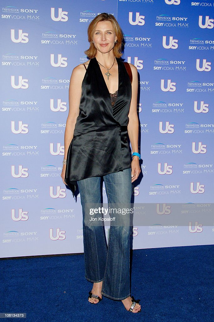 Brenda Strong during US Weekly's Hot Hollywood 'Fresh 15' Arrivals at Area in Los Angeles California United States