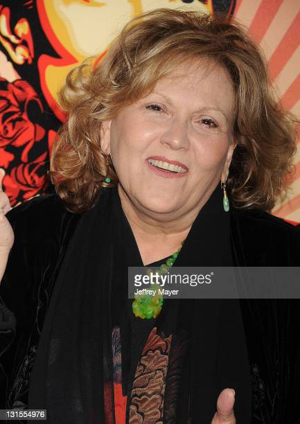 Brenda Vaccaro attends the AFI Fest 2011 Special Screening Of 'The Lady' held at the Grauman's Chinese Theatre on November 4 2011 in Hollywood...