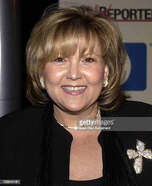 Brenda Vaccaro during HP and The Hollywood Reporter Celebrate 'The Future Through TV Film' Arrivals at Astra West in West Hollywood California United...