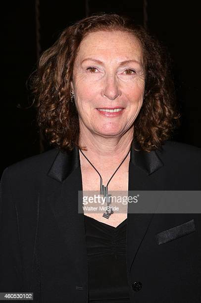 Brenda Wehle attends the Opening Night After Party for 'Pocatello' at Heartland Brewery on December 15 2014 in New York City