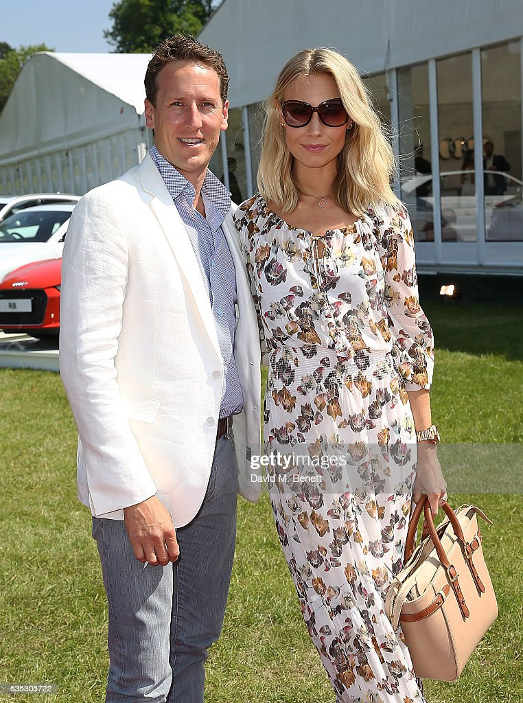 <a gi-track='captionPersonalityLinkClicked' href=/galleries/search?phrase=Brendan+Cole&family=editorial&specificpeople=795809 ng-click='$event.stopPropagation()'>Brendan Cole</a> and <a gi-track='captionPersonalityLinkClicked' href=/galleries/search?phrase=Zoe+Hobbs&family=editorial&specificpeople=5402700 ng-click='$event.stopPropagation()'>Zoe Hobbs</a> attend day two of the Audi Polo Challenge at Coworth Park on May 29, 2016 in London, England.