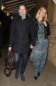 Brendan Cole attending Cirque Du Soleil Amaluna at the Royal Albert Hall on January 19 2016 in London England