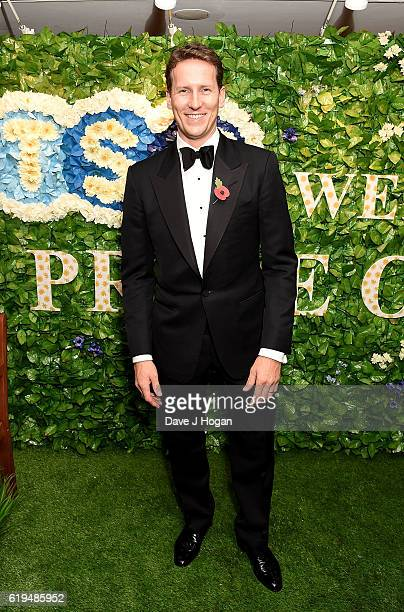 Brendan Cole attends the Daily Mirror Pride of Britain Awards in Partnership with TSB at The Grosvenor House Hotel on October 31 2016 in London...