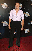 Brendan Cole attends the launch of Strictly Come Dancing 2012 at BBC Television Centre on September 11 2012 in London England