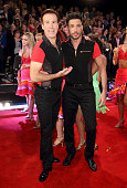 Brendan Cole attends the red carpet launch of ' Strictly Come Dancing 2015' at Elstree Studios on September 1 2015 in Borehamwood England