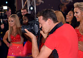 Brendan Cole attends the red carpet launch of 'Strictly Come Dancing 2015' at Elstree Studios on September 1 2015 in Borehamwood England
