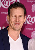 Brendan Cole attends the VIP performance of 'Kooza' by Cirque Du Soleil at Royal Albert Hall on January 6 2015 in London England