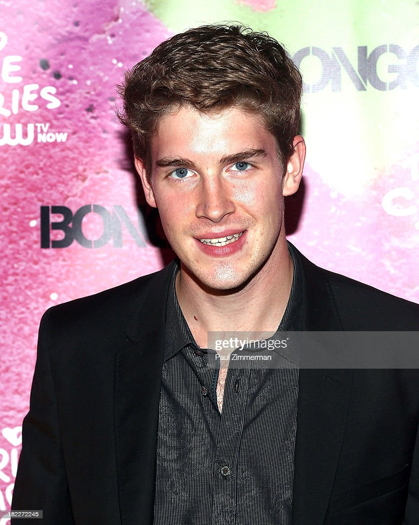 Brendan Dooling attends 'The Carrie Diaries' Season Two Premiere Party at Gansevoort Park Avenue on September 28, 2013 in New York City.