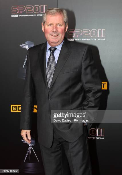 Brendan Foster arriving for the Sports Personality of the Year Awards 2011 at MediaCityUK Salford Manchester