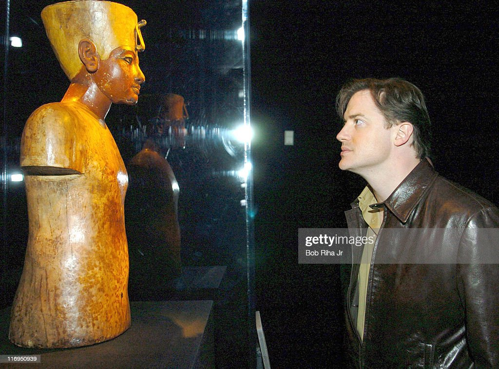 Tutankhamun and the golden age of the pharaohs quot opening night party