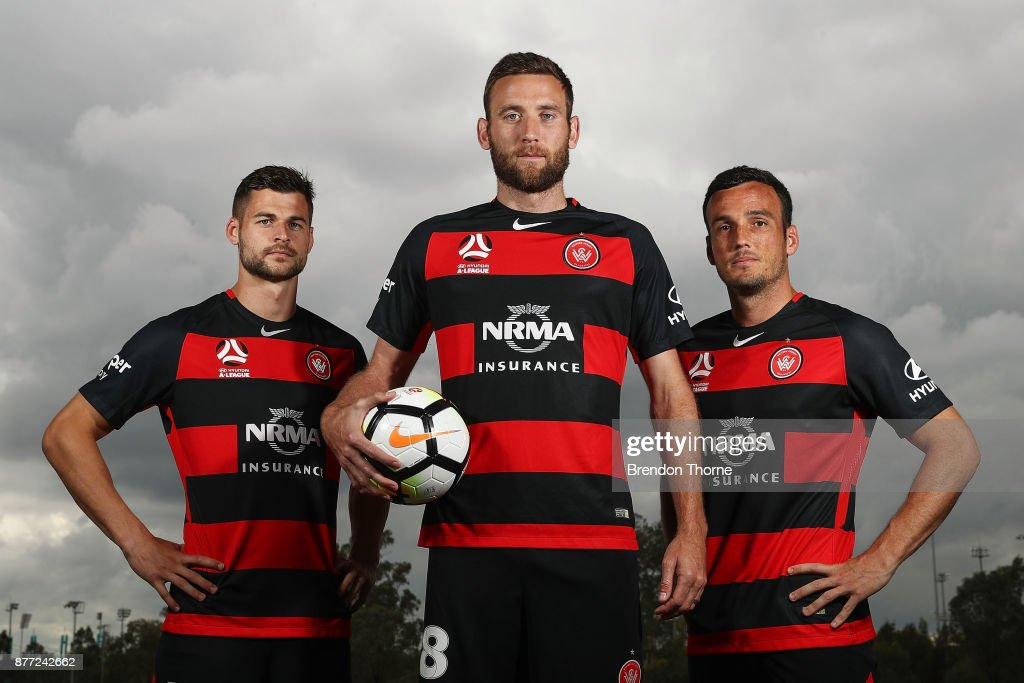 Western Sydney Wanderers Captaincy Announcement