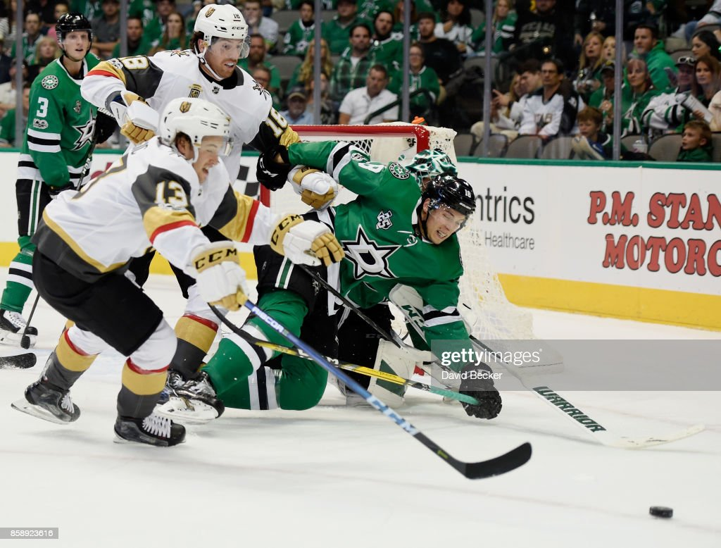 Vegas Golden Knights v Dallas Stars