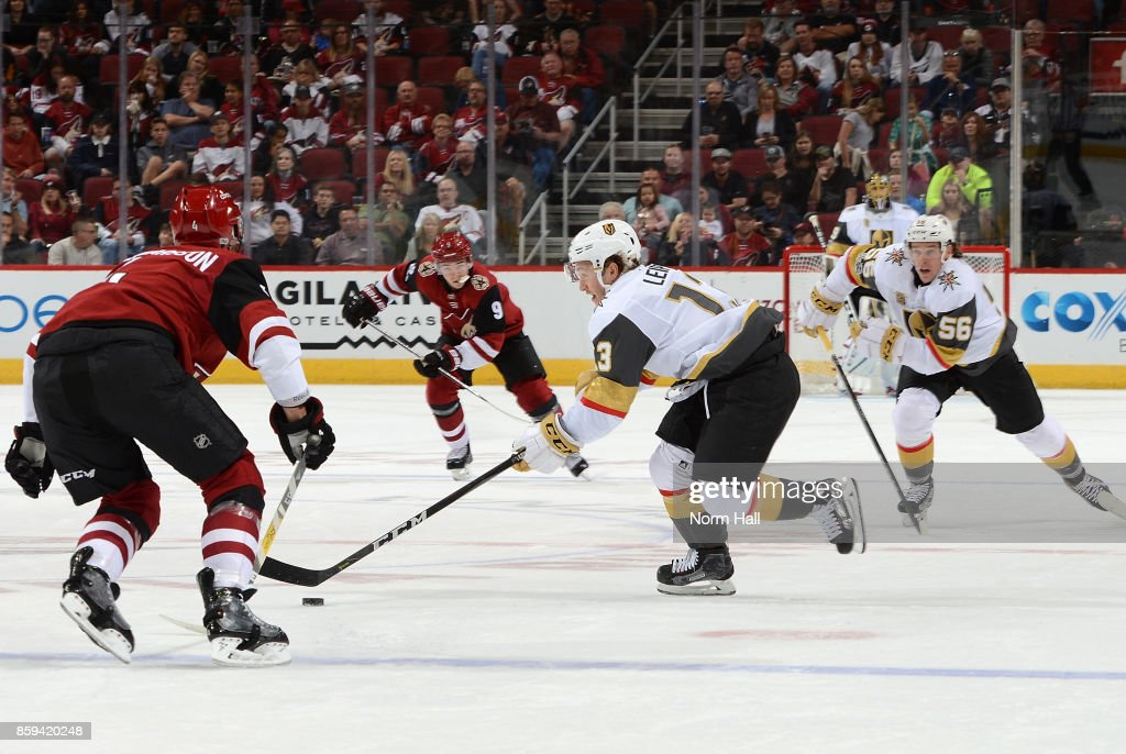 Vegas Golden Knights v Arizona Coyotes